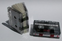 Book On Tape by Woody Leslie