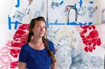 Visual Artist Helen Bayly